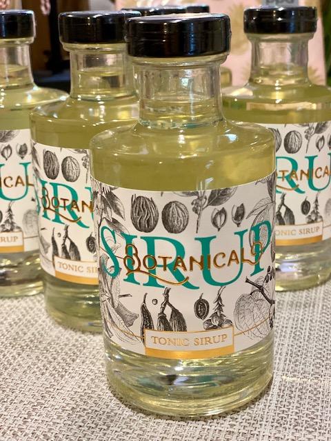 Botanical Tonic Sirup Refugio Shop
