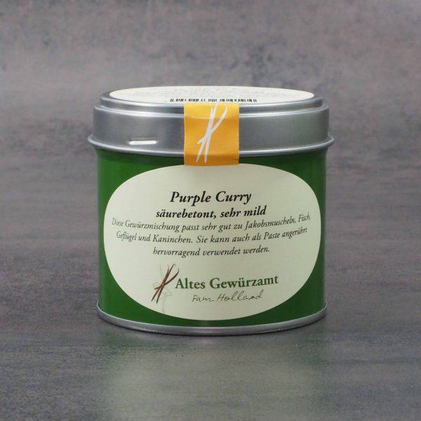 Purple Curry Refugio Shop